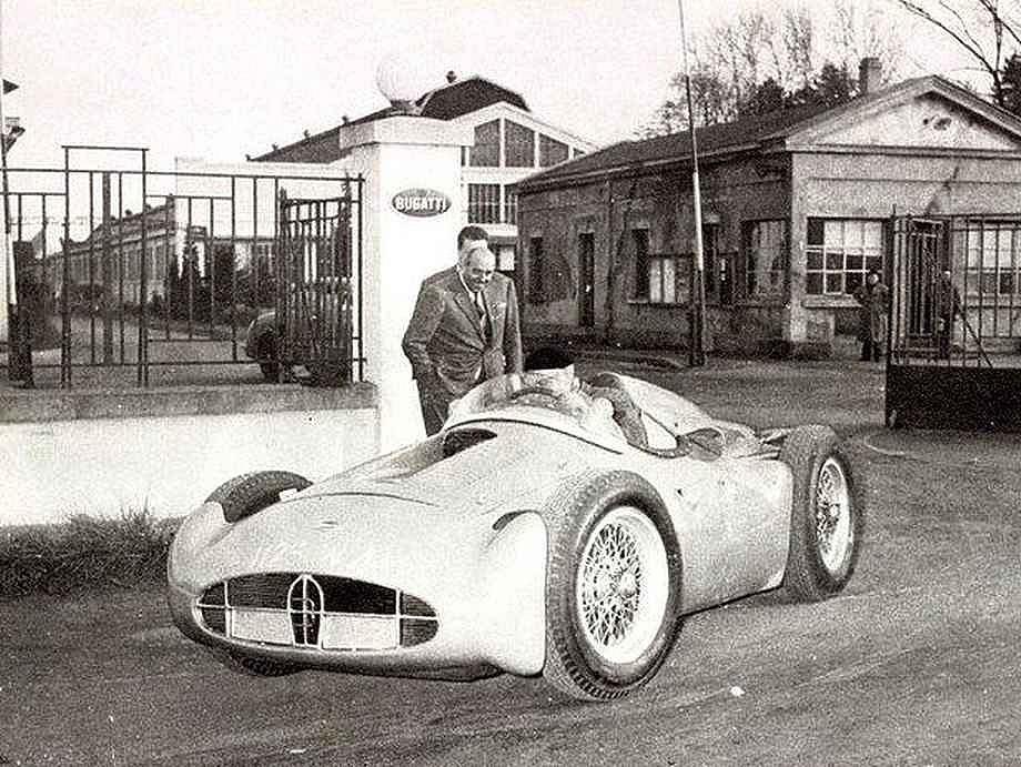 Molsheim - Usine Bugatti