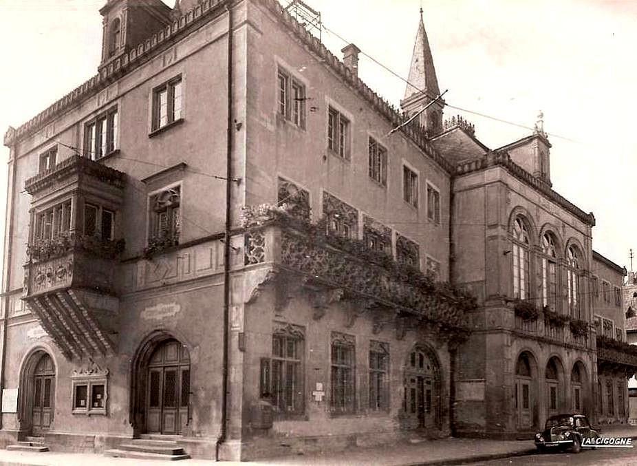 Obernai - Hôtel de Ville