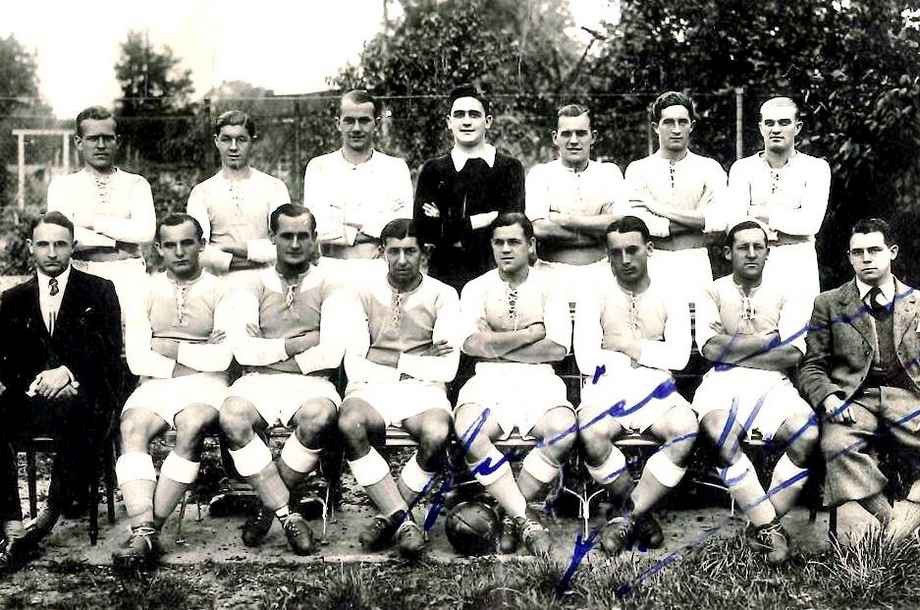 Racing Club de Strasbourg en 1930