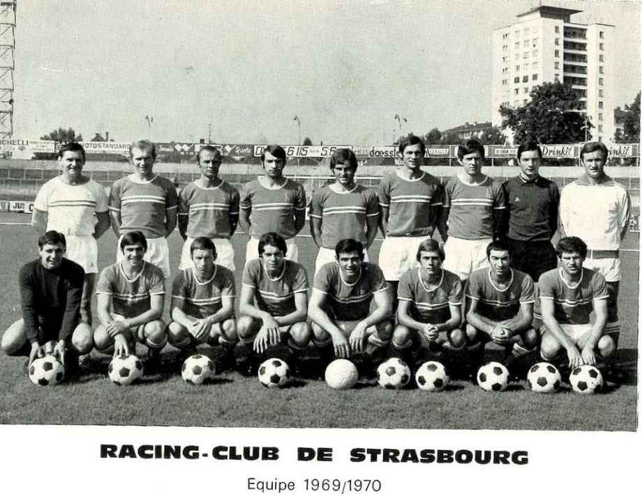 Racing Club de Strasbourg en 1969/1970