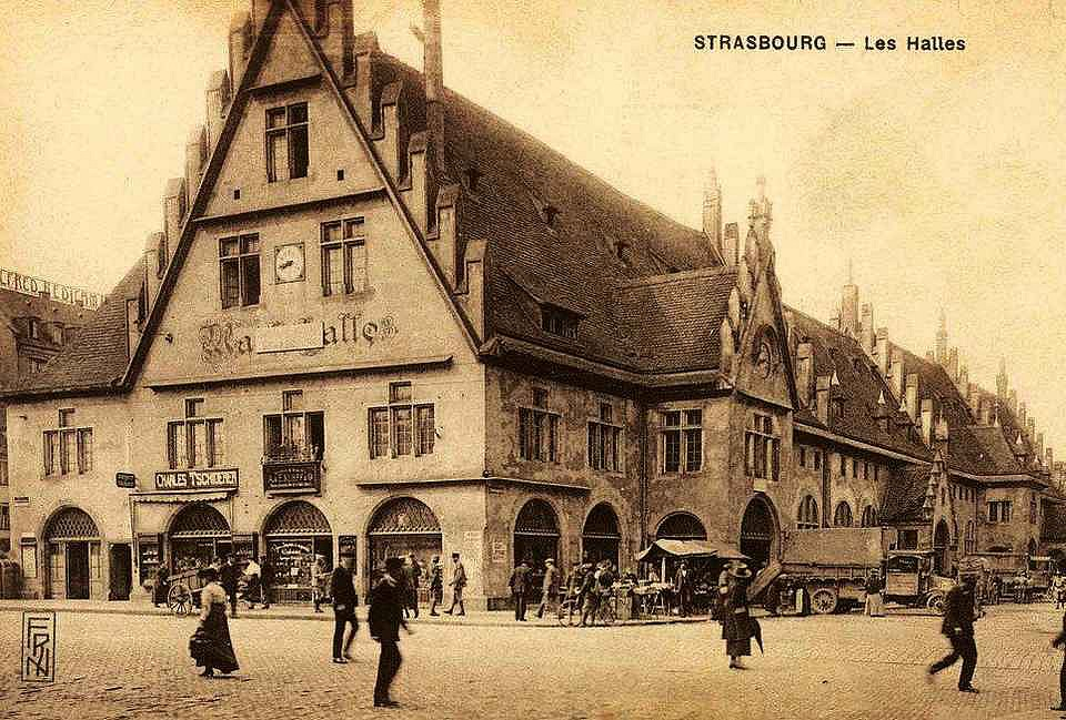 Strasbourg - Ancienne douane