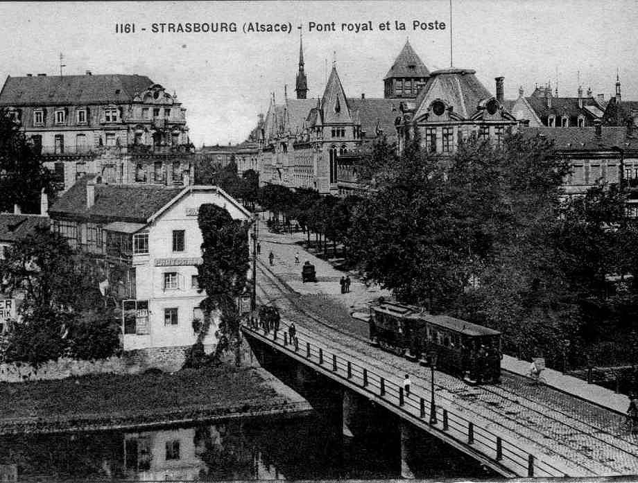 Strasbourg - Avenue de la Marseillaise