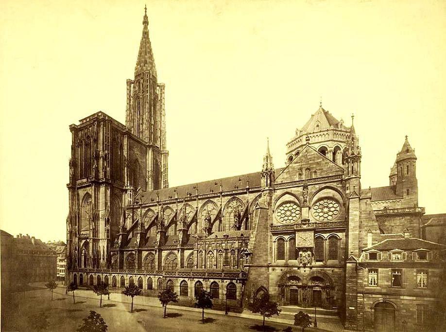 Strasbourg - La Cathédrale
