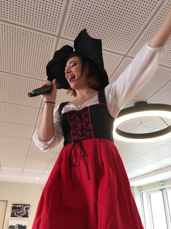 fête des chapeaux Amicale des Alsaciens Lorrains de Rueil Malmaison