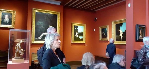 musée henner Amicale des Alsaciens Lorrains Rueil Malmaison